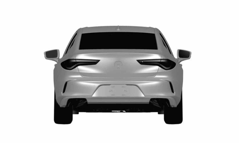 Acura TLX 2021 filtración