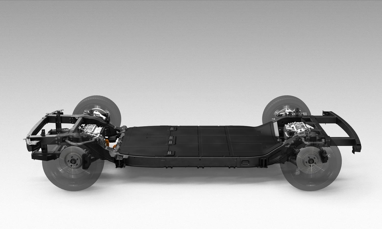 Canoo Skateboard Platform - Hyundai - Kia