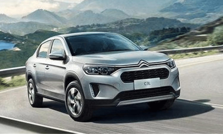 Citroën C3L China 2020