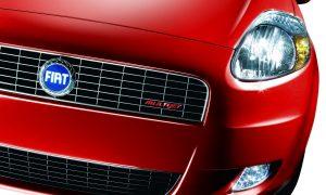 Fiat Grande Punto front