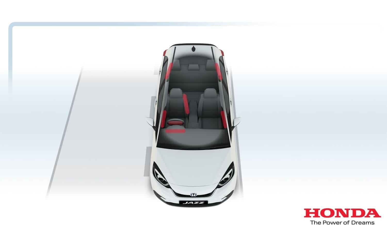 Honda Jazz 2020 airbag central