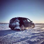 Hyundai i20 N winter testing 2020