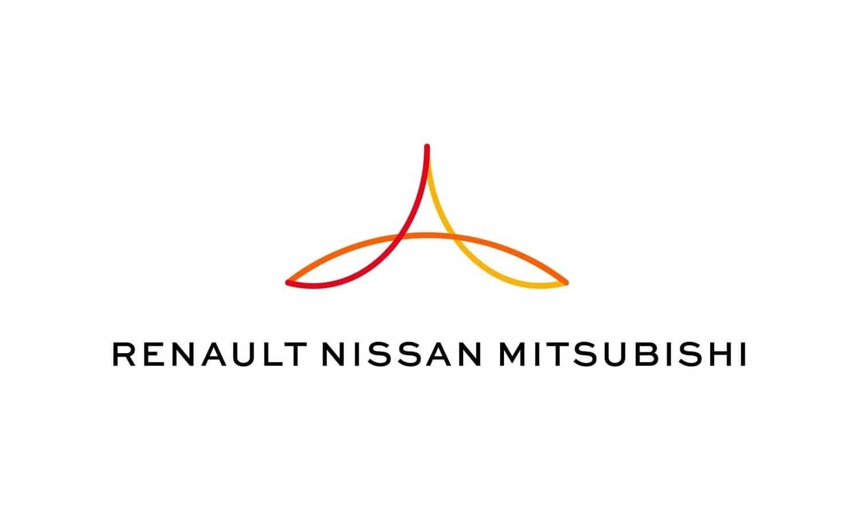 Logo Alianza Renault-Nissan-Mitsubishi