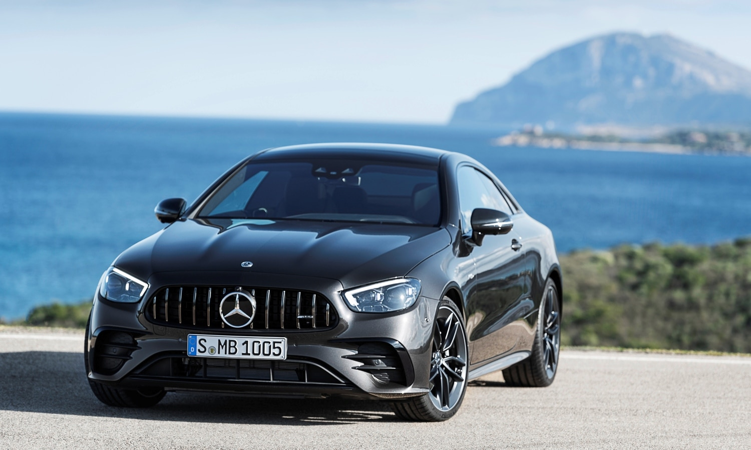 Mercedes-Benz Clase E AMG 53 Coupé 2020