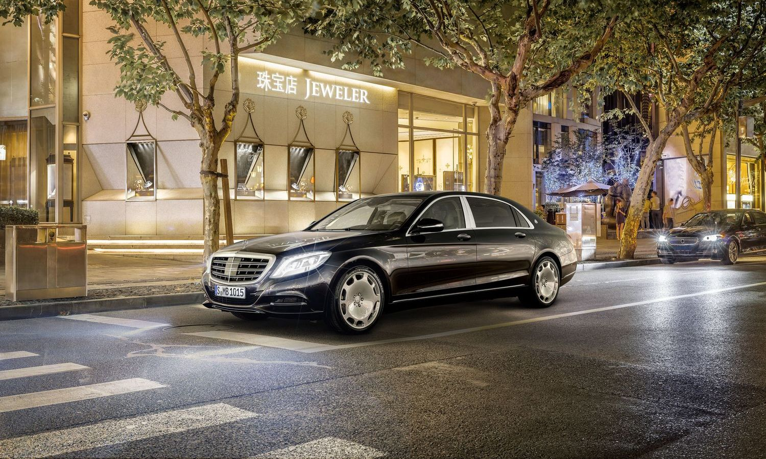 Mercedes-Benz Clase S by Maybach