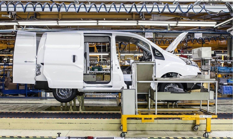 Nissan eNV200 Factoría Zona Franca - Barcelona - España