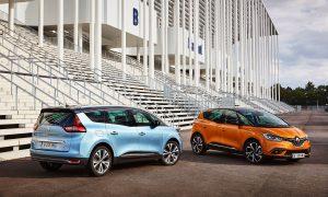 Renault Scenic - Renault Grand Scenic