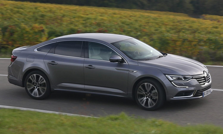 Renault Talisman TCe