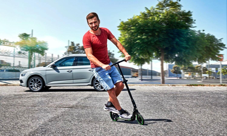 Skoda Scooter 2020