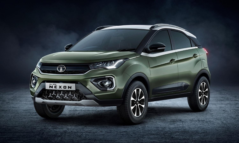 Tata Nexon ventas de coches en la India abril 2020