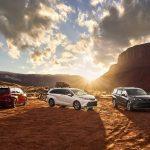 Toyota Sienna 2021 Family