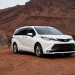 Toyota Sienna Limited 2021