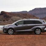 Toyota Sienna Platinum 2021