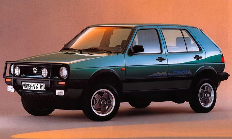 Volkswagen Golf Country 1990