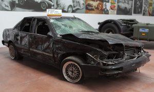 Audi V8 atentado Aznar