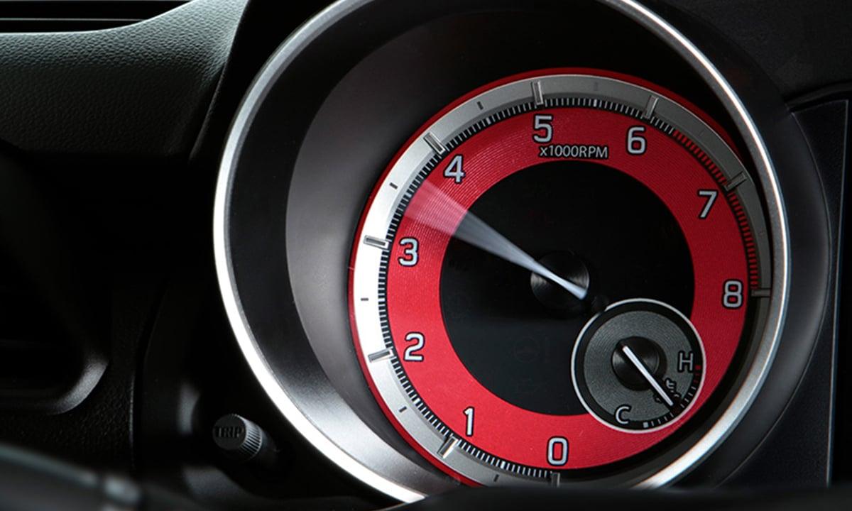 Cuentarrevoluciones Suzuki Swift Sport