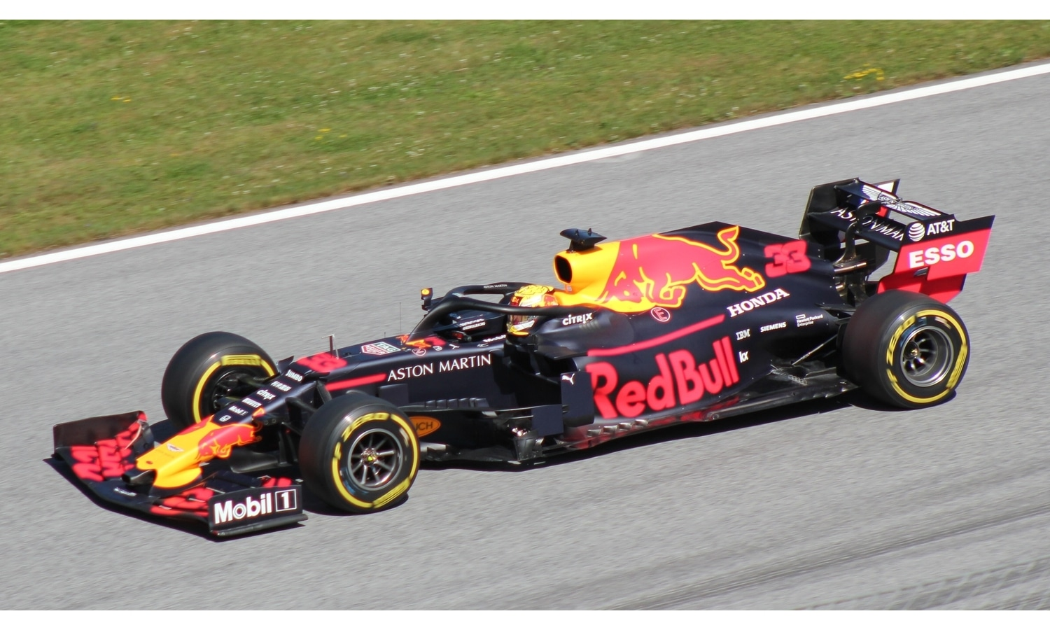 Red Bull F1 seguridad