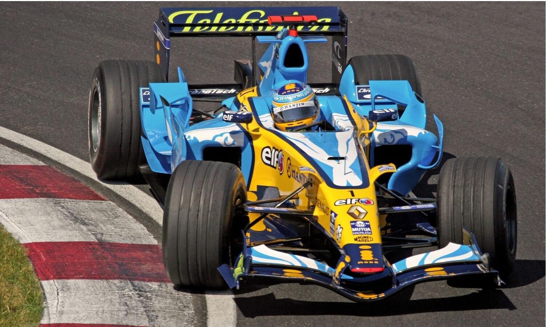 Fernando Alonso F1 2021 Renault