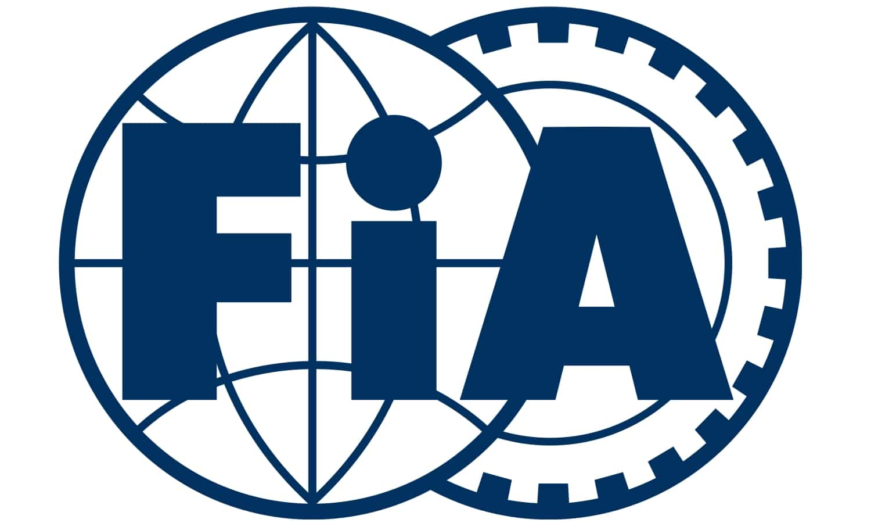 FIA logo F1
