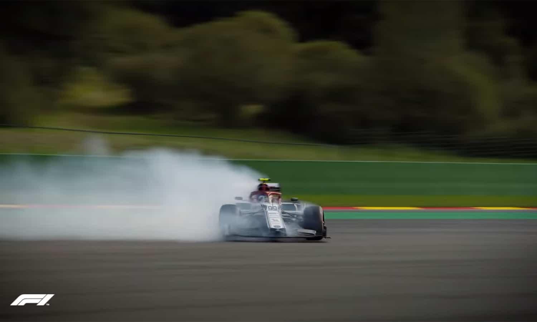 Accidentes F1 últimos años