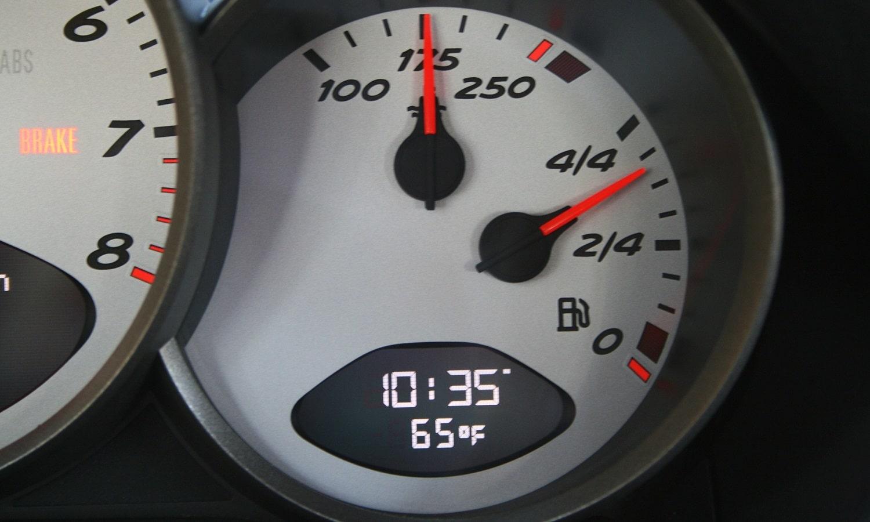 Reparar el indicador de combustible puede ser caro