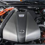Motor Lexus LC 500h