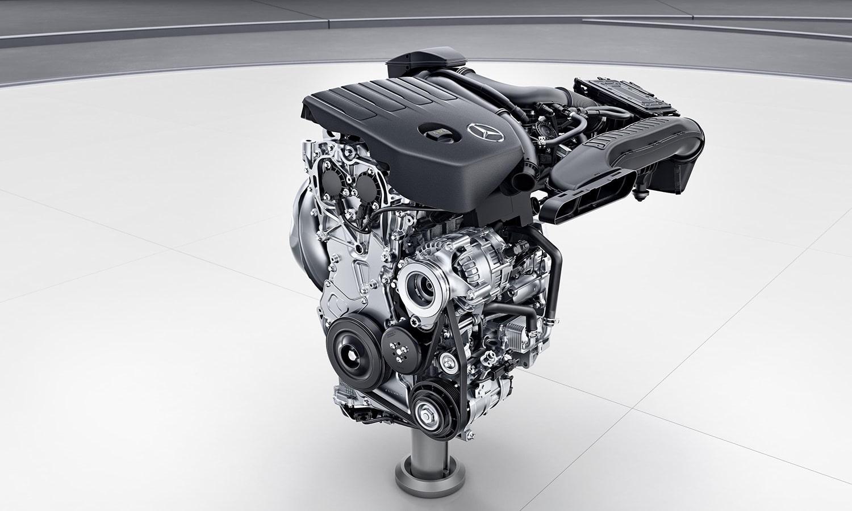 Motor Mercedes GLB gasolina 130 CV