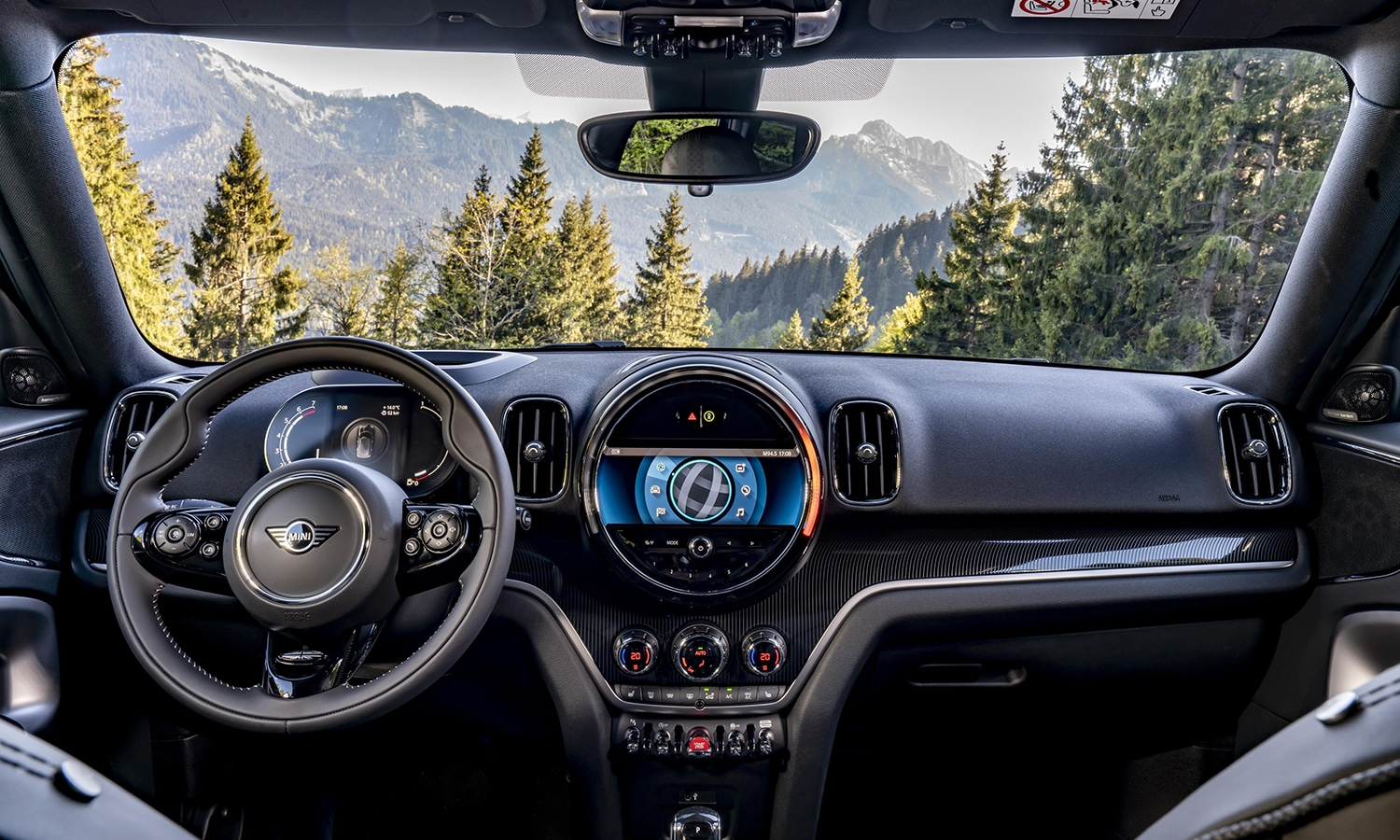 MINI Countryman 2020 interior