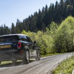 MINI Countryman pista