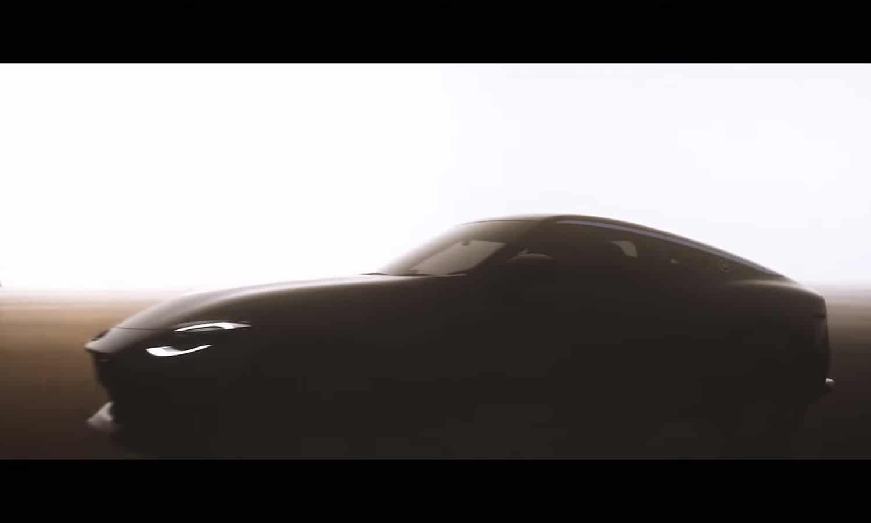 Nissan 400Z teaser