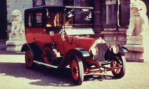 100 años desde el primer vehículo de Mitsubishi Model A