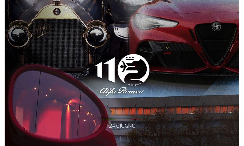 Alfa Romeo 110º Anniversary