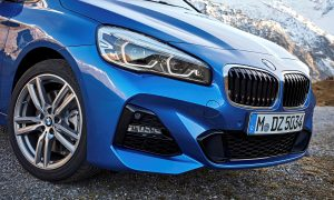 BMW Serie 2 Active Tourer front