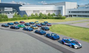 BMW i8 last production 2020