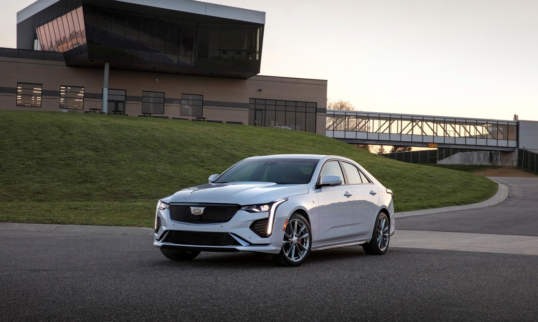 Cadillac CT4 Sport 2020