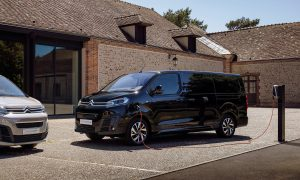 Citroën ë-SpaceTourer 2020