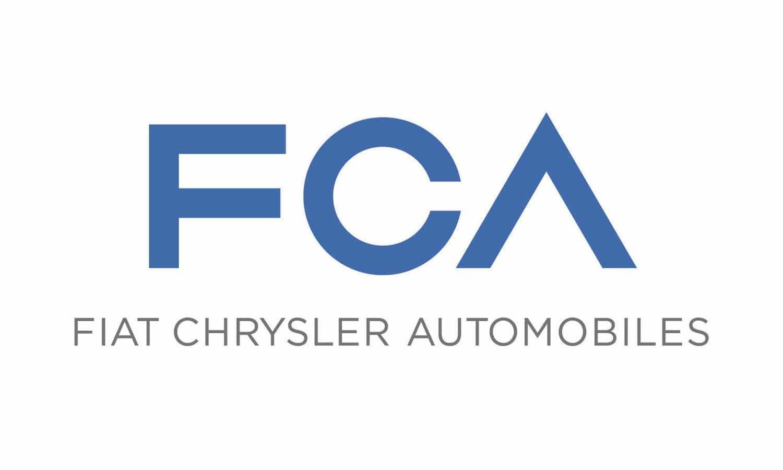 FCA Group logo - Grupo FCA logo