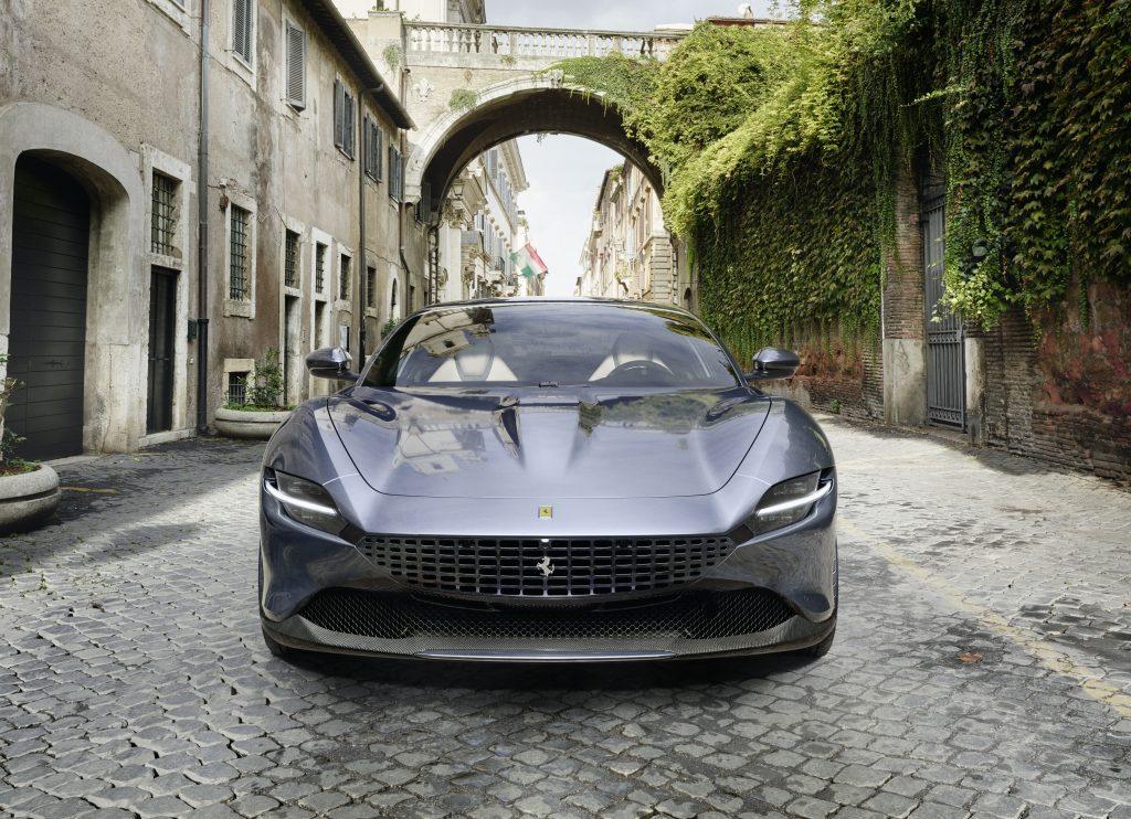 Ferrari Roma Ficha Tecnica Prestaciones Equipamiento Precios Y Fotos