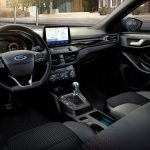 Ford Focus Mild-Hybrid Digital Cluster 2020