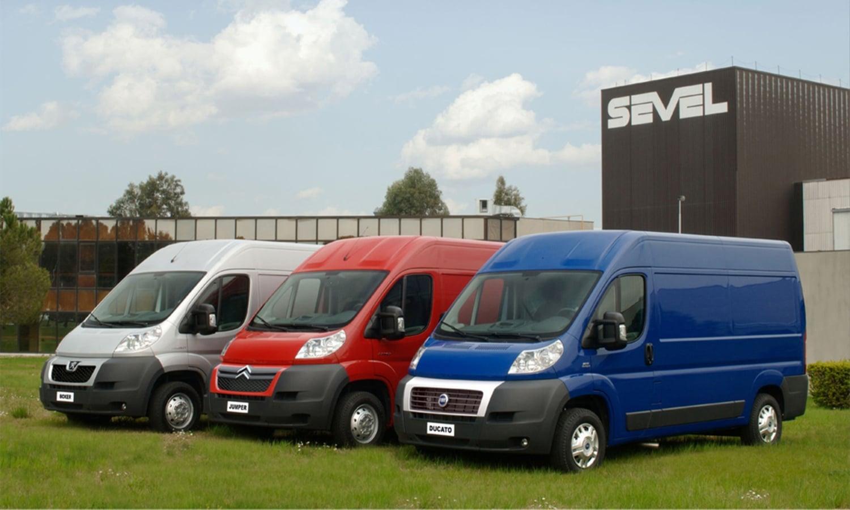 Grupo FCA - Grupo PSA - Sevel Sud Europa