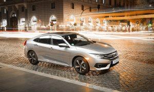 Honda Civic Sedán 1.6 i-DTEC front-side 2018