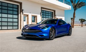 Karma Revero GT Sports 2020 front
