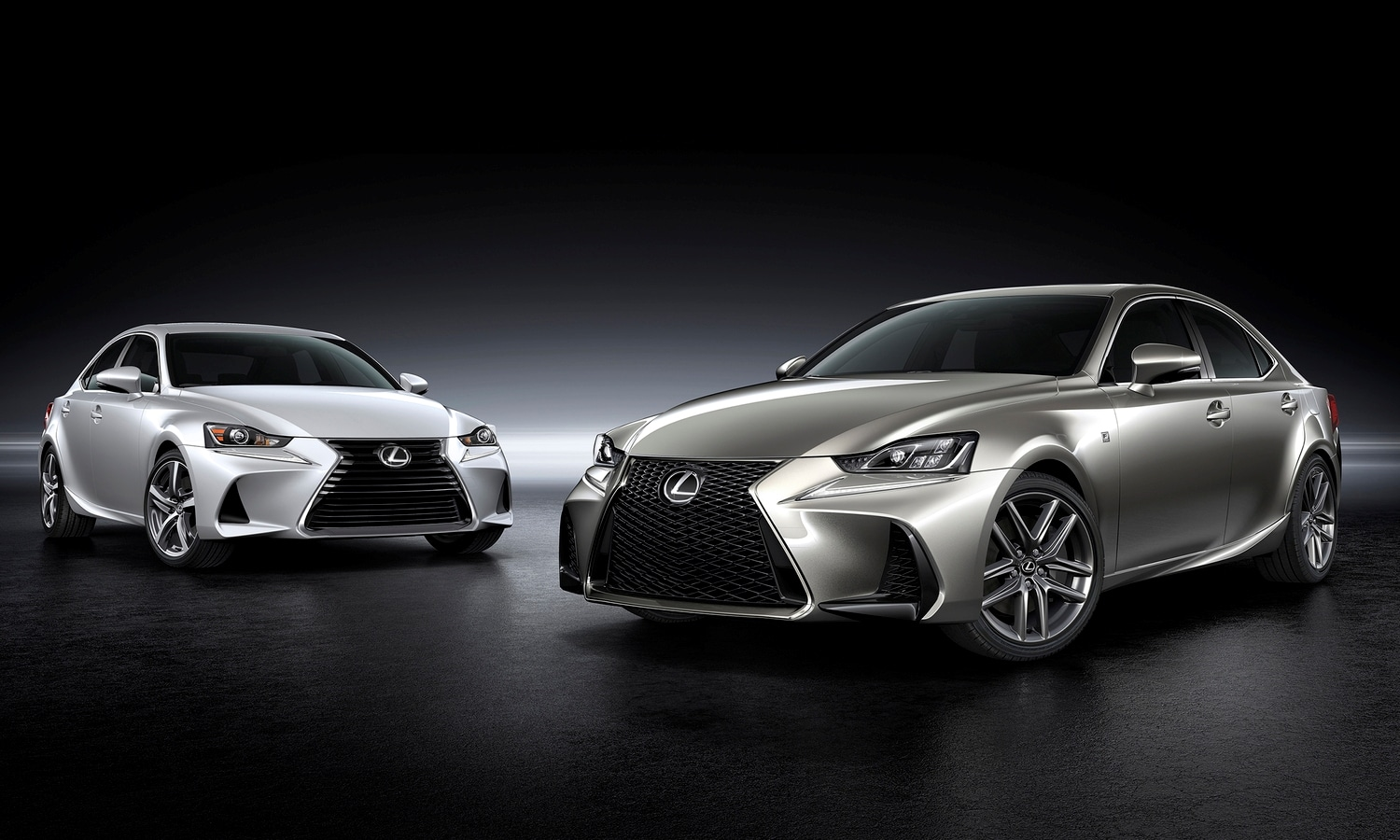 Lexus IS 200t 2016 front
