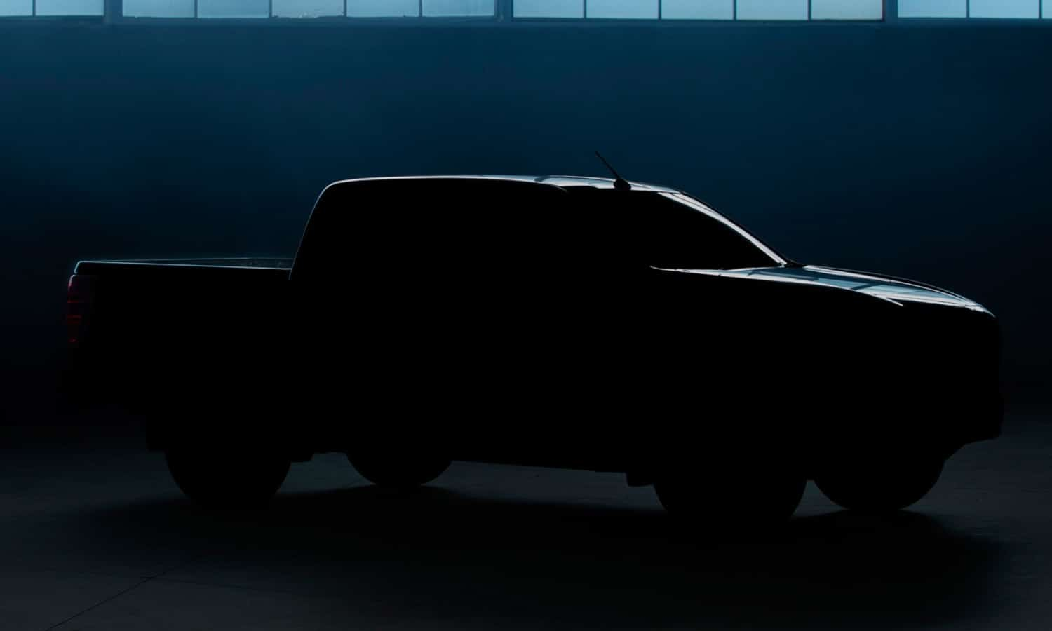 Mazda BT-50 Pick Up Global Reveal