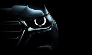 Mazda BT-50 frontal teaser