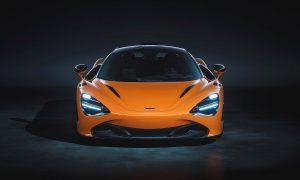 McLaren 720S Le Mans Orange 2020