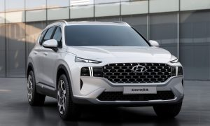 New Hyundai Santa Fe Design 2021