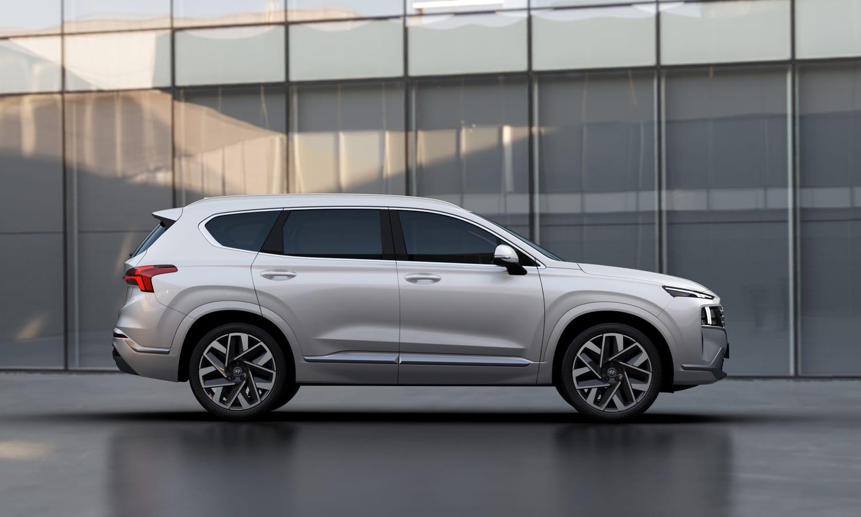 New Hyundai Santa Fe Design 2021