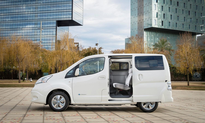 Nissan e-NV
