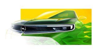 Opel Mokka 2021 front teaser